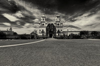 San Xavier del Bac Mission AZ, USA 2011